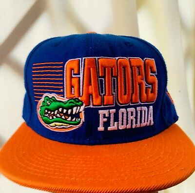 Snapback New Era Gators Florida 9Fifty Vintage Collection de784be98207