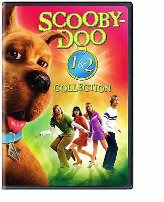 Scooby-Doo: Movie/Scooby-Doo 2: Monsters Unleashed DVD