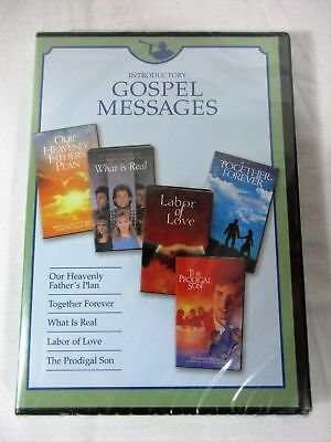 What Is Real Prodigal Son Missionary Movie DVD Mormon LDS Gospel Messages Video