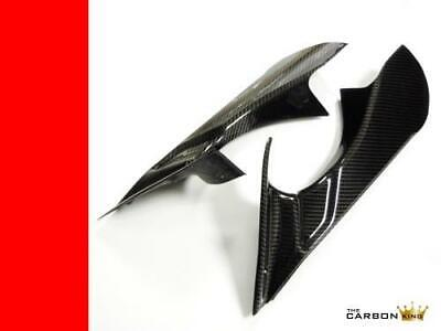 Mv Agusta F4 Carbon Air Intake Duct Covers 2010-16 In Twill Gloss Weave Fibre