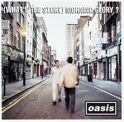 Oasis : (What's The Story) Morning Glory? / Cd - Top-Zustand