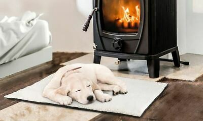 Prime Paws Dog Cat Puppy Kitten Self Heating Pet Bed Reflective Heat Pad 46x64cm