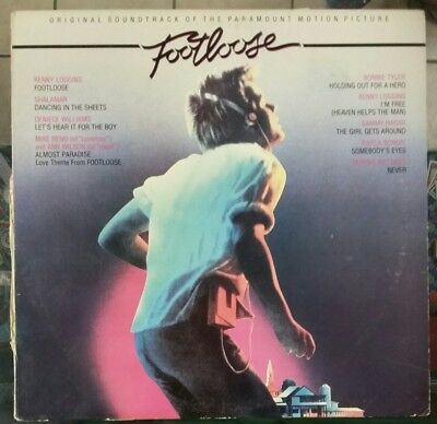Footloose Original Motion Picture Soundtrack Various New Vinyl