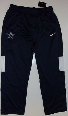 New Dallas Cowboys Authentic Nike Football NFL Men's Pants Big & Tall Navy Blue