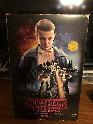 Stranger Things Season 1 (Blu-Ray/dvd 2017)~ Brand New~ 4 Discs~ Target Exclusiv