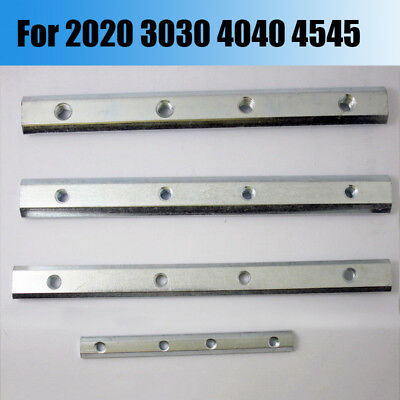 For 2020-4545 T-Slot Aluminium Extrusion Profile 180° Stright Inside Connector