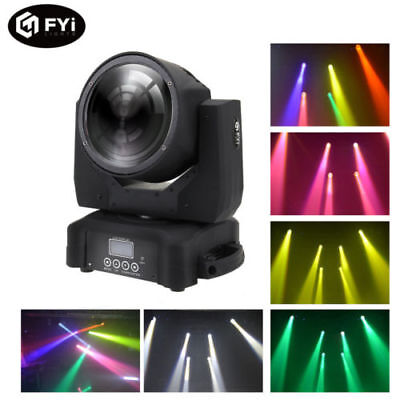 LED movimento testa fascio luce 8 CHs RGBW fase luce DMX per KTV Club DJ Party