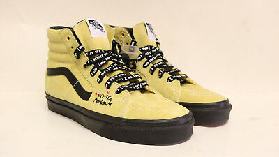 Vans ATCQ SK8 Hi Mellow Yellow Bonita Applebum A Tribe Called Quest SZ 5  Mens 4003b338a
