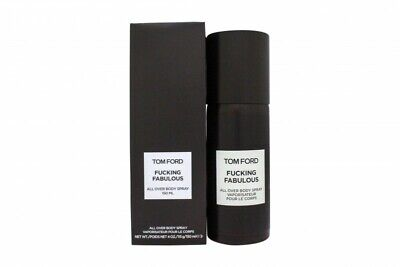 Tom Ford F******* Fabulous All Over Body Spray. New. Free Shipping