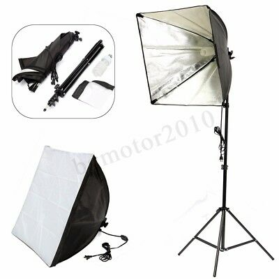 Softbox Light  Photo Studio Video Stand Photography Continuous Lighting