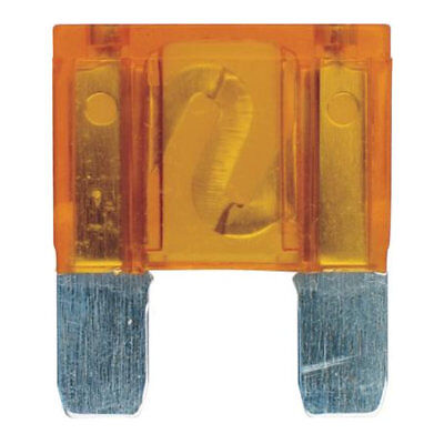 Automotive Maxi Blade Fuse 40 Amp Amber Qty 100