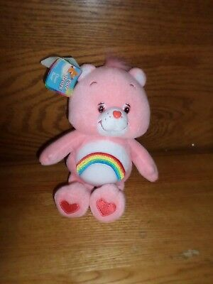 NWT MINT  Cheer Care Bear 10""