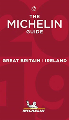 Great Britain & Ireland - The Michelin Guide 2019 (UK IMPORT) BOOK NEW