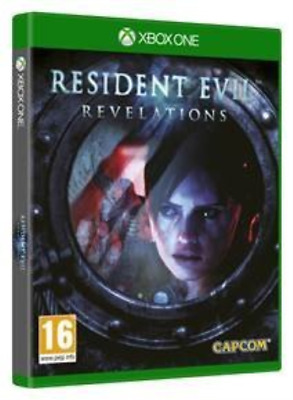 Resident Evil Revelations HD (Xbox One) (UK IMPORT) GAME NEW