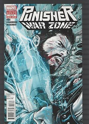 Punisher War Zone (2012)  # 3