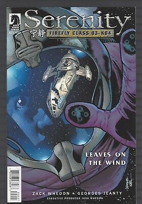 Serenity Firefly Class 03-k64 Leaves on the Wind (Dark Horse) (2014) # 2 b