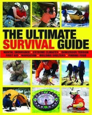 NEW The Ultimate Survival Guide By Chris McNab Paperback Free Shipping