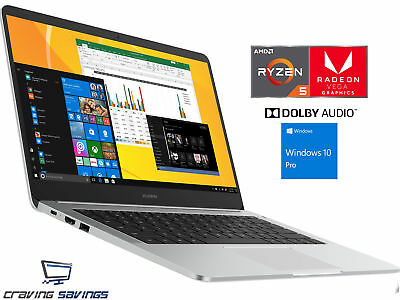 NEW HUAWEI MATEBOOK 2-IN-1 12'' FHD TOUCHSCREEN TABLET INTEL m3-6Y30