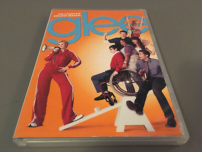 Like New Glee: The Complete Second Season (DVD, 2011, 6-Disc Set)