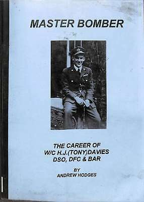 Master Bomber, Hodges, Andrew, Good Condition Book, ISBN