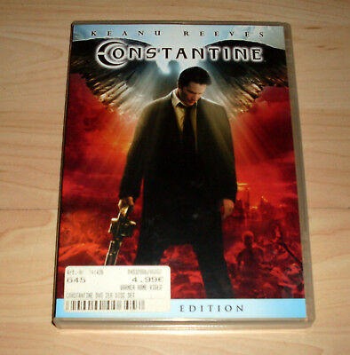 DVD Film - Constantine - 2 Disc Edition - Keanu Reeves