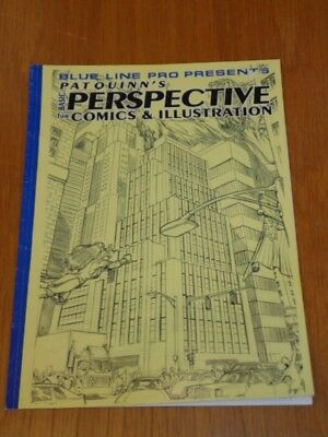 Pat Quinns Basic Perspective For Comics And Illustration Us Magazine =