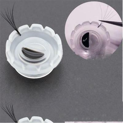 Disposable Eyelash Lash Extension Glue Pallet Stand Holder Rings For Women Y