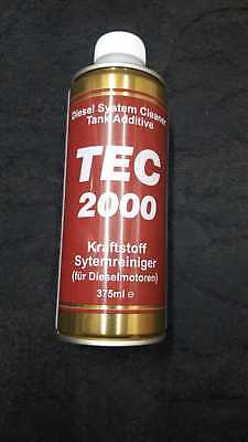 Tec 2000 Diesel System Cleaner 375Ml Free And Fast Postage