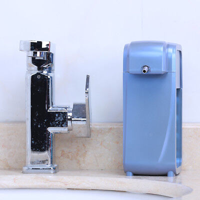 300ml Automatic Soap Dispenser Sensor Touchless Countertop/Wall Mount Blue
