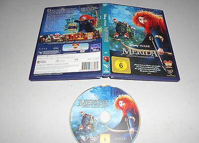 DVD Disney Pixar Merida Legende der Highlands 91min. Neu in Folie