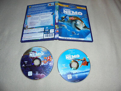 DVD Disney Pixar Findet Nemo 2 Disc Set Special Collection 71