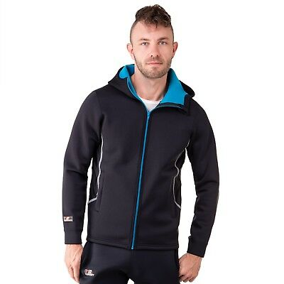 5f5983c1ab NonZero Gravity Men s Sweat Jacket Sauna Suit Thermo Shirt Weightloss