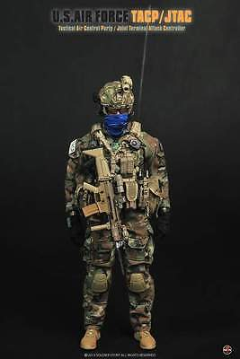"Soldier Story 1/6 Scale 12"" US Air Force TACP/JTAC Tactical Air Control SS075"