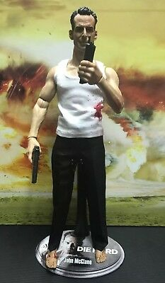 Die Hard's John McClane, Bruce Willis 1/6 Scale Action Figure