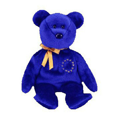9d3510dcfec TY BEANIE BABY - UNITY the Bear (Europe Exclusive) (8.5 inch) MWMTs ...