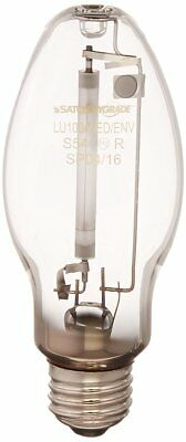 High Pressure Sodium Clear 100W Bulb ED17 Satco Hygrade