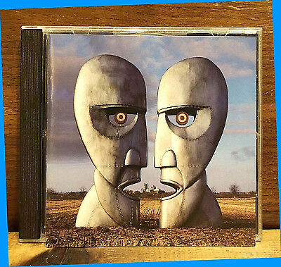 The Division Bell by PINK FLOYD CD 1994 Sony New Age / Progressive Rock VG+