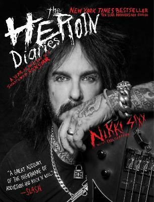 The Heroin Diaries: A Year in the Life of a Shat, Sixx, Nikki, Excellent