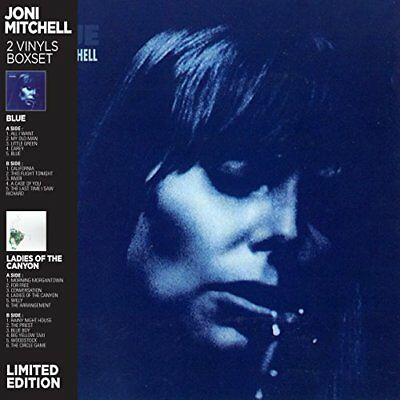 Mitchell Joni-Blue - Ladies Of The Canyon (UK IMPORT) VINYL NEW