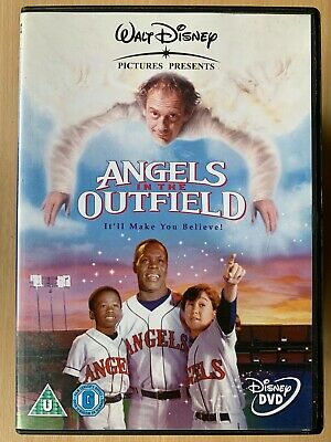 Danny Glover Christopher Lloyd Angels in The Outfield Disney Baseball Film DVD