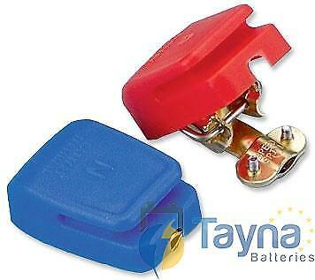Quick Release Batterie Terminal Clamps (Pair)