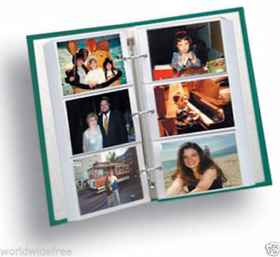 MultiPack Pioneer Photo Album Refill RST6 f/STC-46,STC-504 -160 Pages/80 Sheets*