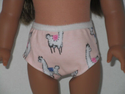 "Llama Undies for 18"" Doll Clothes American Girl"