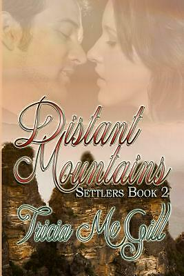 Distant Mountains by Tricia Mcgill (English) Paperback Book Free Shipping!