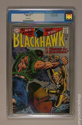 Blackhawk (1st Series) #235 1967 CGC 9.4 0024945005