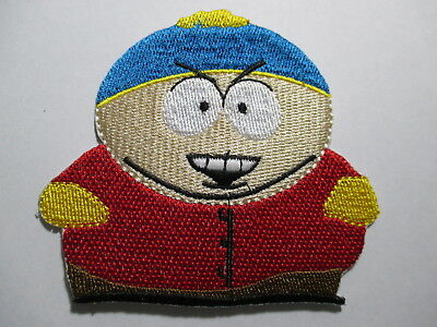 Cartman From South Park Patch  3 3/4 x 3 1/2 inches