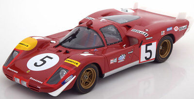 1:18 CMR Ferrari 512S Long Tail #5, 24h Le Mans Ickx/Schetty 1970