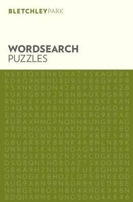 Bletchley Park Puzzles Wordsearch by Arcturus Publishing, NEW Book, (Paperback)