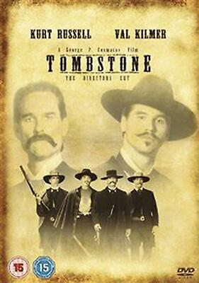 Tombstone: Director's Cut - DVD Region 2 Free Shipping!