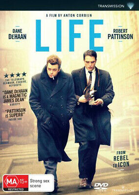 NEW Life (2015) DVD Free Shipping